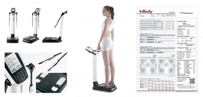تحليل سوائل الجسم و الكتلة العضلية لتخسيس الوزن اوركيد الشارقة