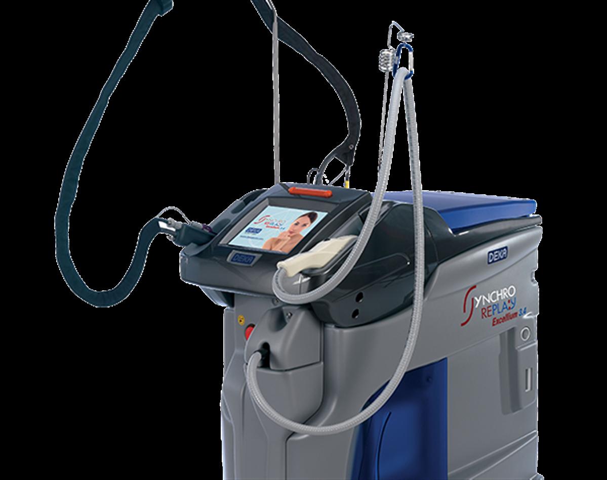 ليزر جهاز ديكا مركز اوركيد الطبي